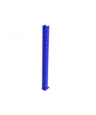 Welded single post