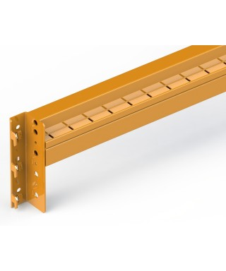 "Step beam with 8.5"" connectors"