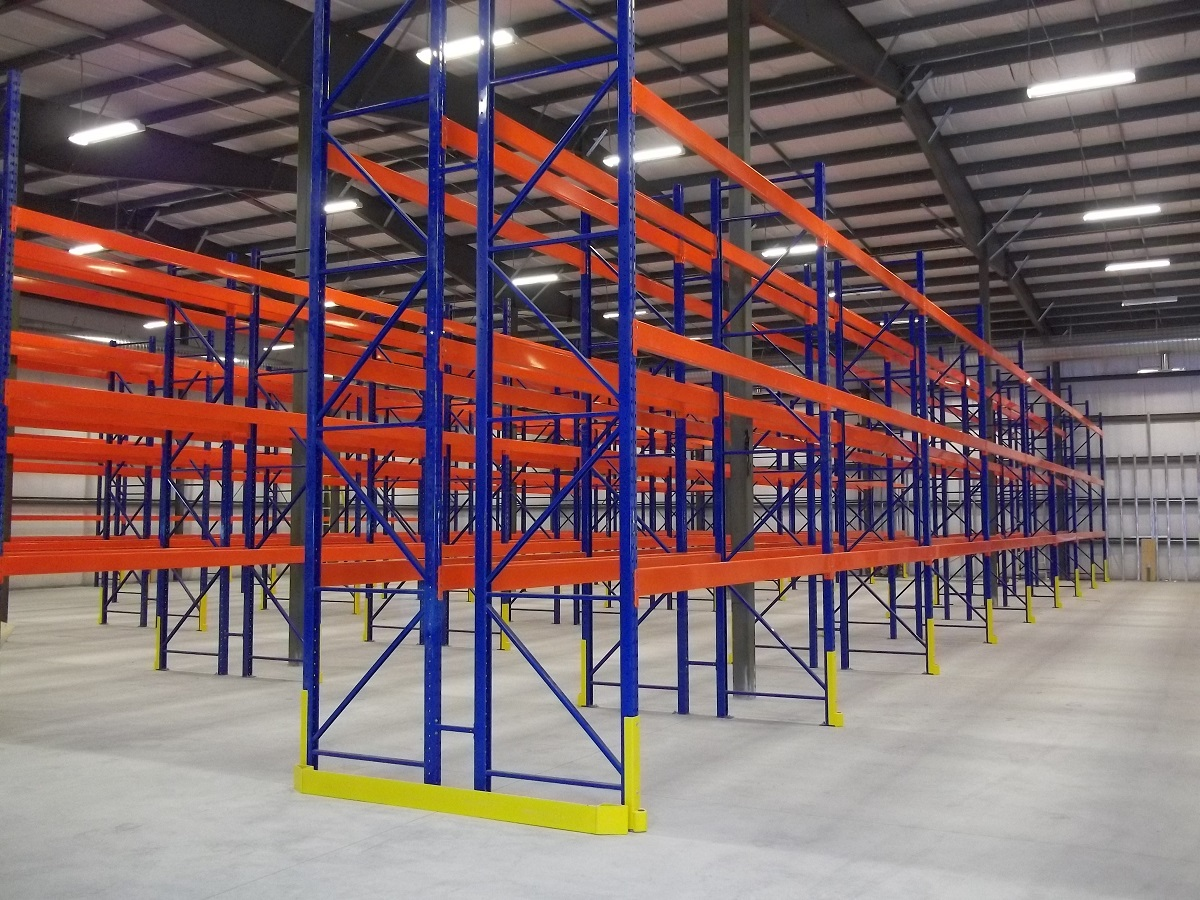 Total Industrial installs Cresswell Racking in Paradise